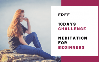 Free 10 Days Meditation for Beginners Challenge