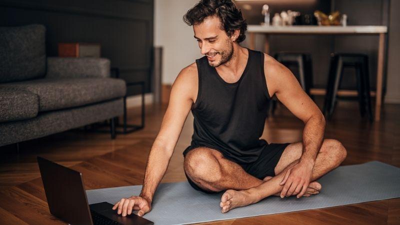 Online Yogastunden