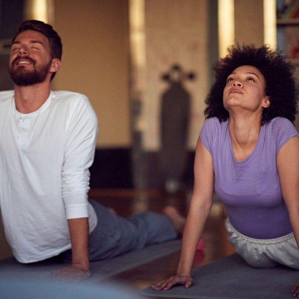 Yogatunden 1er Karte- Yoga für jeden-Yoga bei Rückenschmerzen